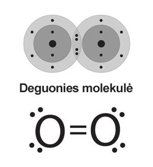 Deguonies molekulė