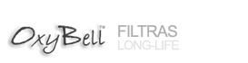 Oxybell deguonies aparato filtras long-life