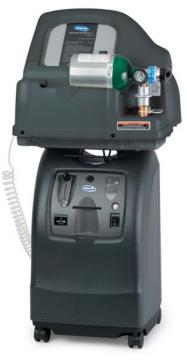 Invacare Perfecto 2 deguonies aparatas su HomeFill sistema